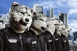 "MAN WITH A MISSION、2/10リリースの新作『ONE WISH e.p.』ジャケ写公開!""ONE WISH TOUR""詳細も発表!"