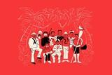 スカコアの王者 THE MIGHTY MIGHTY BOSSTONES、新曲「The Final Parade」リリース&リリック・ビデオ公開!RANCID、THE INTERRUPTERS、KEMURI、THE SPECIALSなどのメンバーをフィーチャー!