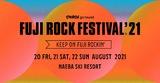 """""""FUJI ROCK FESTIVAL'21""""、8/20-22開催を目指すことを明言!"""