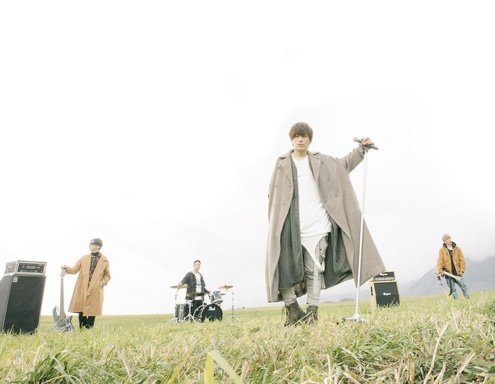"SPYAIR、ニューEP『轍~Wadachi~』を携え生配信ライヴ""SPYAIR digital LIVE RE:10th Anniversary~KICK OFF~""1/31開催決定!"