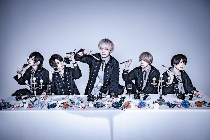 TOKYO BLACK.(ex-BLACKSHEEP SYNDROME.)、新体制初MV「ココロノシンパシー」公開!