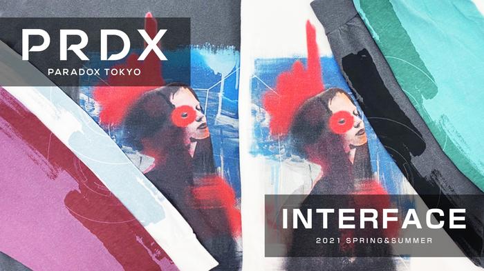 PARADOX (パラドックス)より、ピグメント加工の施されたヴィンテージ感のあるTシャツとロンTのレイヤード・セットがゲキクロに新入荷!