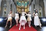 LOVEBITES、ニュー・ミニ・アルバムより「Glory To The World」MV公開!イエス・キリストが現代に転生するオリジナル・ストーリーも展開!