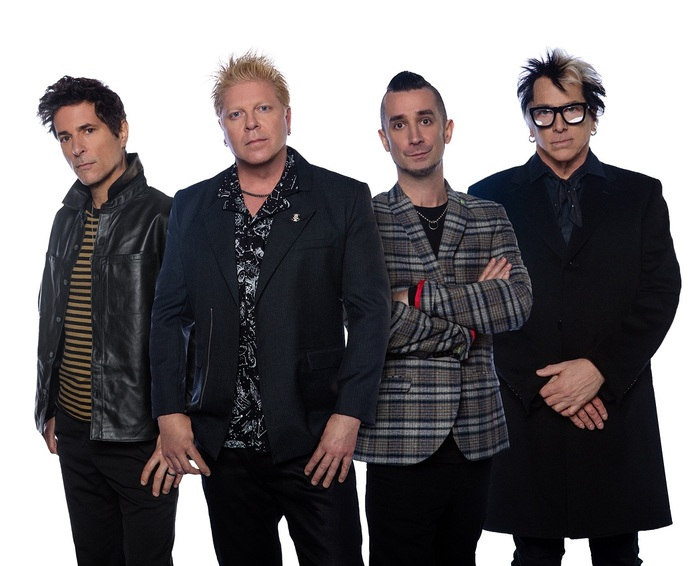 THE OFFSPRING、記念すべき10作目となる9年ぶりニュー・アルバム『Let The Bad Times Roll』4/16リリース決定!