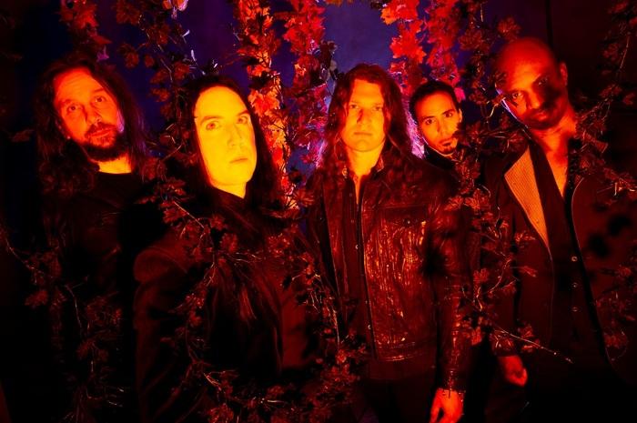 ダーク・メロディック・メタル・バンド WITHERFALL、3月リリースのニュー・アルバム『Curse Of Autumn』より「The River」MV公開!