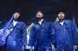 """10-FEET、ニュー・シングル『アオ』引っ提げたバンド史上初となる全国ホール・ツアー[10-FEET """"アオ"""" TOUR 2021-2022]開催決定!"""