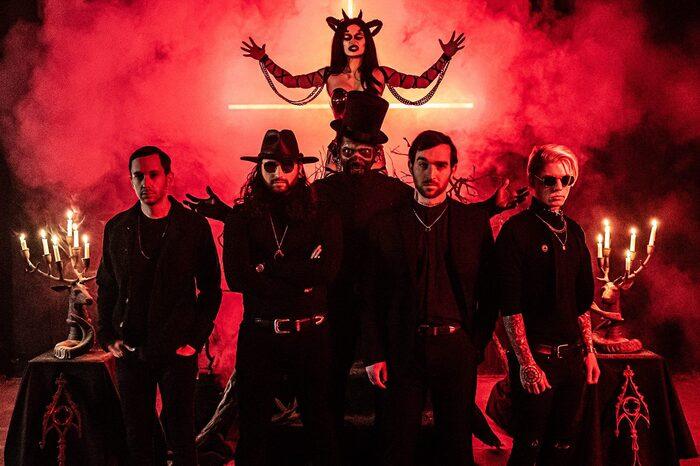 USポスト・ハードコア/ニューメタル・バンド CANE HILL、新曲「God Is The Enemy」MV公開!