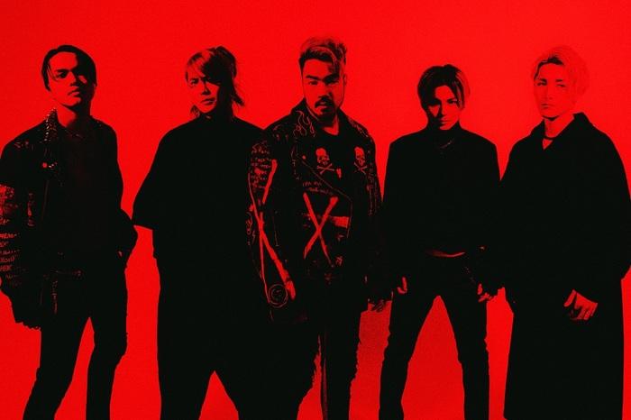 Crossfaith、新曲2曲を収録したダブルA面シングル『RedZone / Dead or Alive』4/7リリース決定!