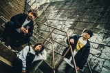 """FOUR GET ME A NOTS、リベンジ兼ねたリリース・ツアー""""DEAR & KEEP THE FLAME TOUR""""開催決定!ニューEP『DEAR』アートワーク解禁!"""
