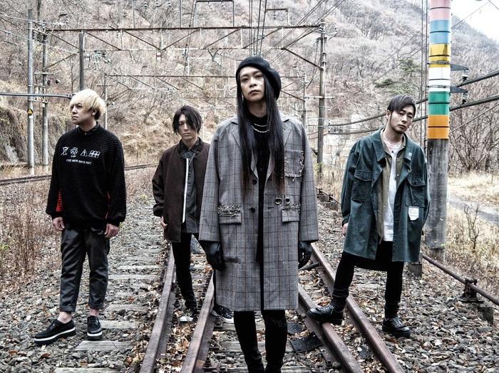 MUCC、4/21発売予定のベスト・アルバム『明星』桜井 青(cali≠gari)がデザインしたジャケ写公開!