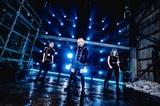 "TRiDENT、1stフル・アルバム『ADVANCE GENERATION』収録曲「IMAGINATION」MV公開!同曲が日本テレビ系""バズリズム02""3月EDテーマに決定!"