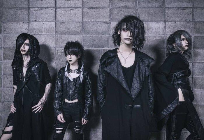 DEXCORE、新ベーシスト 会 -kai-加入&最新アーティスト・ヴィジュアル公開!最新作「Red eye」MVも解禁!