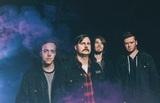 UK産プログレッシヴ・ロック・バンド BLACK PEAKS、ライヴ・アルバム『Live At The Brighton Centre』リリース決定!「King」ライヴ映像公開!