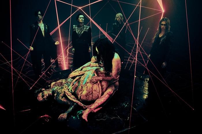 DIR EN GREY、4/28リリースとなるニュー・シングル表題曲「朧」ミュージック・クリップのプロモーション・エディット・バージョン解禁!