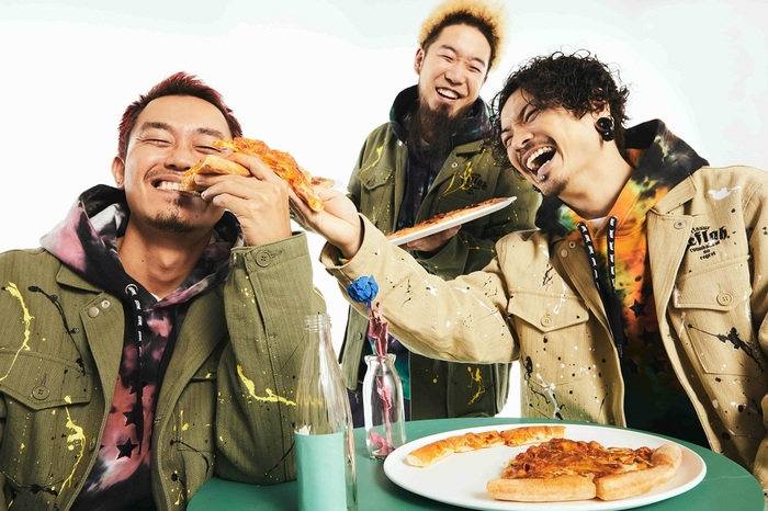 WANIMA、4/14リリースの6thシングル『Chilly Chili Sauce』ティーザー映像公開!