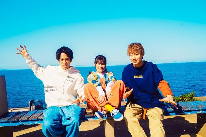LONGMAN、メンバー企画演出のMV「Never Let Go」を本日22時よりプレミア公開!