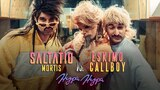 ESKIMO CALLBOY「Hypa Hypa」を中世メタル・バンド SALTATIO MORTISがシンセ代わりにバグパイプでカバー!?コラボMV公開!