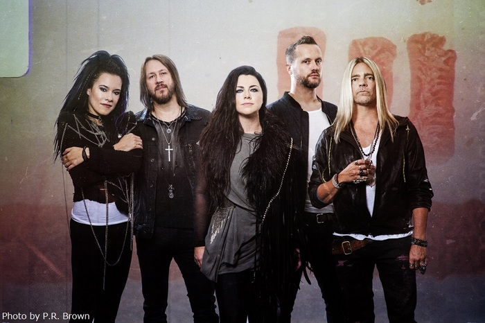 EVANESCENCE、ニュー・アルバム『The Bitter Truth』収録曲「Better Without You」ライヴ映像公開!