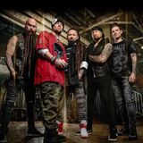 FIVE FINGER DEATH PUNCH、最新アルバム『F8』より「Darkness Settles In」MV公開!
