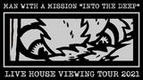 "MAN WITH A MISSION、ライヴ・ダイジェスト映像公開&新たな形の全国ツアー""ライヴハウス・ビューイング・ツアー""詳細決定!"