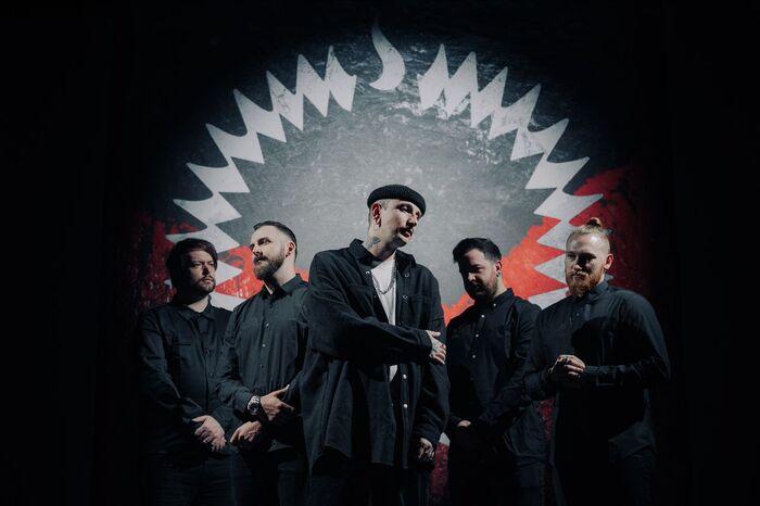 UKのメロディック・メタルコア・バンド OUR HOLLOW, OUR HOME、5/28リリースのニュー・アルバム『Burn In The Flood』より「Better Daze」MV公開!
