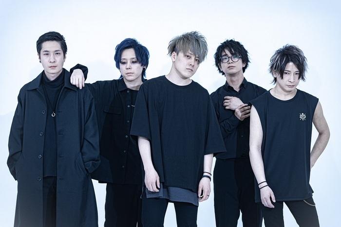 大阪発エモーショナル・ラウドロック・バンド Chased by Ghost of HYDEPARK、叫びを届ける渾身の新作『RELOADED』6/30配信先行リリース!ツアーも開催!