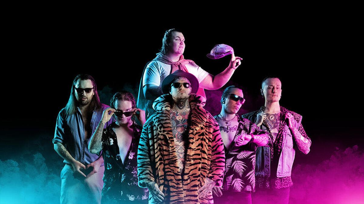 フィンランドの変態メタルコア・バンド ONE MORNING LEFT、約5年ぶりニュー・アルバム『Hyperactive』全曲音源公開!