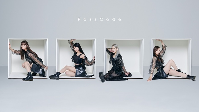 "PassCode、映像作品『PassCode ""STRIVE"" for BUDOKAN Tour 2021 at TOYOSU PIT』発売中!同作より4曲のライヴ映像公開!"