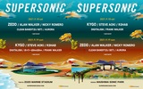 """SUPERSONIC 2021""、第1弾ラインナップでSteve Aoki、ZEDD、Alan Walker、Nicky Romero、AURORA、R3HABら発表!"