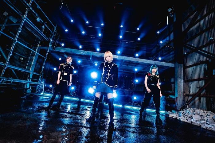 TRiDENT、1st EP『UNDER GROUND』8/18リリース決定!全国6ヶ所でリリース・ツアー開催!