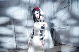 矢島舞依、3部作ミニ・アルバム第3弾『Heretical Soul』7/14リリース!アー写&ジャケ写公開!