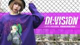 DI:VISION (ディヴィジョン) 13TH SEASONの再受注開始!ゲキクロ限定カラーの新作デザインTや9TH SEASON人気デザインの復刻Tシャツが数量限定で登場!