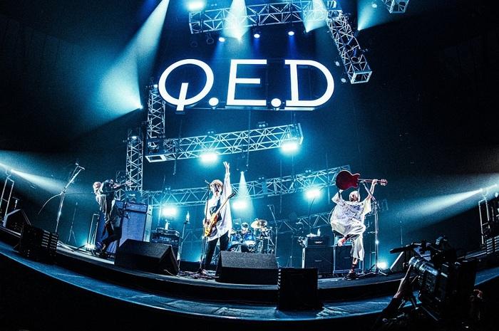 BLUE ENCOUNT、バンド初の横浜アリーナ・ワンマンを収録したライヴ映像商品リリース決定!同公演より「バッドパラドックス」映像も公開!