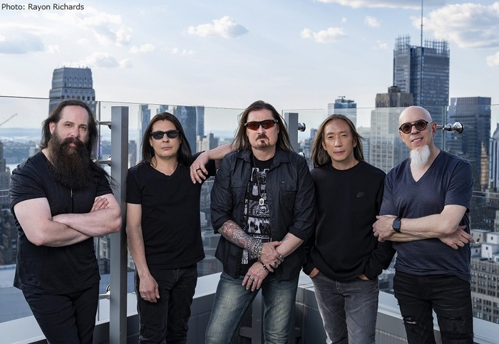 DREAM THEATER、2年8ヶ月ぶりオリジナル・アルバム『A View From The Top Of The World』10/22リリース決定!