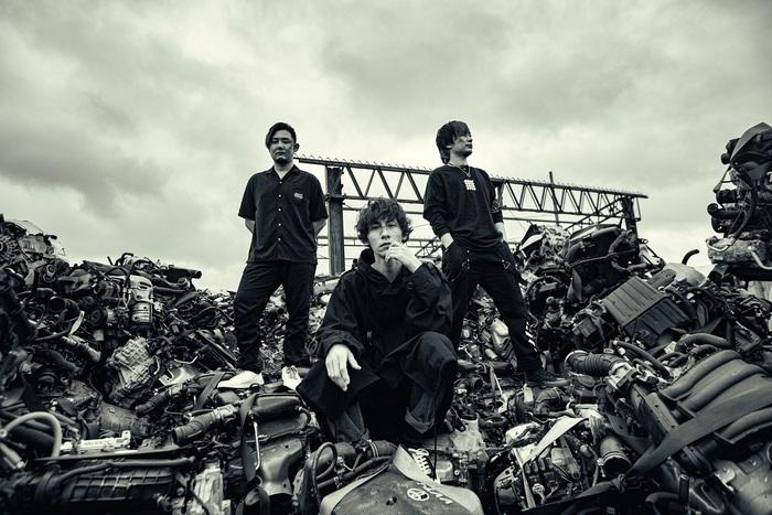 EGG BRAIN、2ndミニ・アルバム『6 KICKS IN YOUR ASS』9/29リリース!