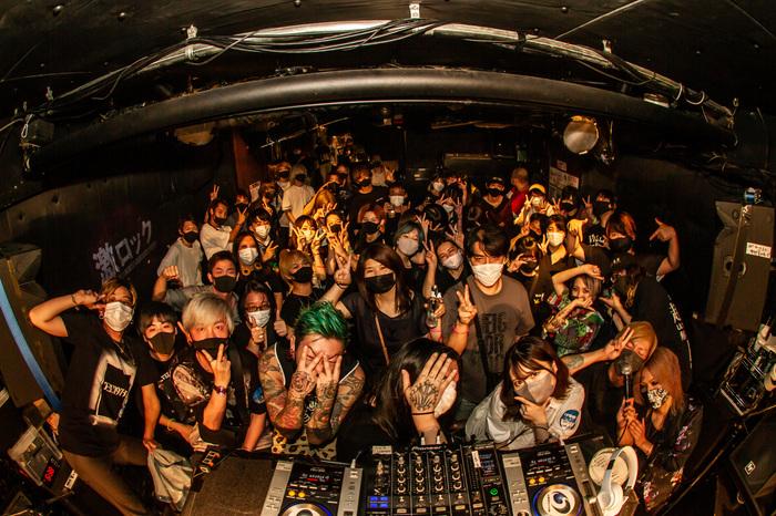 7/10(土)東京激ロックDJパーティー×LIVEHOLIC 6周年記念@下北沢LIVEHOLIC&ROCKAHOLICのレポートを公開!次回開催も乞うご期待!