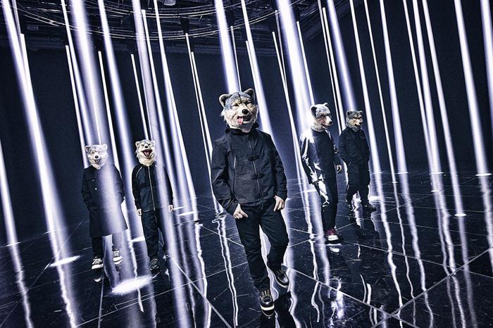 MAN WITH A MISSION、ニュー・シングル『Merry-Go-Round』&ストリーミング・ライヴをコンプリートした映像作品2作の同時発売が決定!