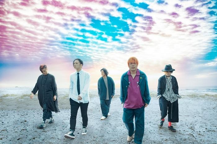 "ROTTENGRAFFTY、KAZUOMI(Gt/Prog)が新型コロナウイルス感染。""OSAKA GIGANTIC MUSIC FESTIVAL 20>21""出演見送り、アコースティック・ツアー追加公演は中止に"