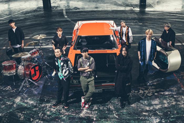 UVERworld、山田孝之迎えた楽曲含む両A面コラボ・シングル『来鳥江/SOUL』9/1リリース!