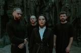 ウクライナのプログレッシヴ・メタルコア・バンド JINJER、8/27リリースのニュー・アルバム『Wallflowers』より「Mediator」MV公開!