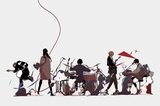 MUCC、イラストレーター ダイスケリチャードによる映像盤『~Fight against COVID-19 #4~『明星完全再現+4』』メイン・ヴィジュアル&全曲試聴トレーラー公開!