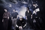 NOCTURNAL BLOODLUST、9/1リリースのニュー・シングル『THE ONE』アートワーク&新アー写公開!9月の6デイズ公演日程も発表!