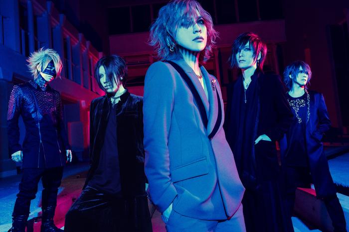 """the GazettE、2年ぶりライヴ""""LIVE 2021 -DEMONSTRATION EXPERIMENT- BLINDING HOPE""""開催決定!"""
