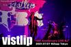 """vistlipのライヴ・レポート公開!バンドとファンの双方にとって極めて大切な逢瀬となった、約2年ぶり七夕アニバーサリー・ライヴ""""14th Anniversary LIVE BJ""""をレポート!"""