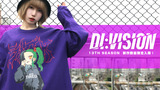 DI:VISION (ディヴィジョン) 13TH SEASON一斉入荷!ゲキクロ限定カラーの新作デザインTや9TH SEASON人気デザインの復刻Tシャツが数量限定で登場!