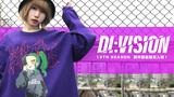 DI:VISION (ディヴィジョン)の人気アイテム一斉再入荷!即戦力のTシャツやトラックパンツ、カーゴパンツ、バケットハットが登場!