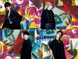 BLUE ENCOUNT、横アリ映像作品『「BLUE ENCOUNT ~Q.E.D : INITIALIZE~」2021.04.18 at YOKOHAMA ARENA』のジャケ写公開!