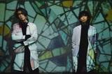 """悠介(lynch.)&松本明人(真空ホロウ)が新ユニット""""健康""""結成!9/19に配信ライヴ""""1st Live Streaming『健診 chapter #0』""""開催決定!"""