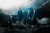 """摩天楼オペラ、9月より関東ショート・サーキット・ツアー""""The World Dyed Black TOUR""""開催!10/31公演は""""HALLOWEEN PARTY 2021""""として実施!"""