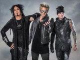 Nikki Sixx(MÖTLEY CRÜE)率いるSIXX:A.M.、ベスト・アルバム『Hits』10/22リリース決定!収録曲「Skin - Rock Mix」リリック・ビデオ公開!